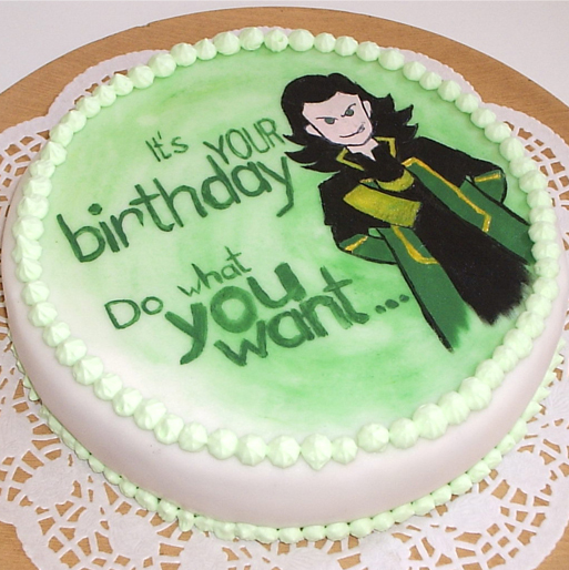 Happy Loki Day!